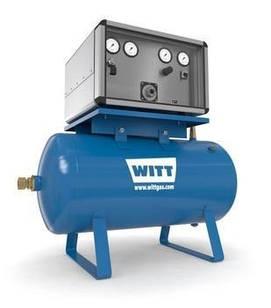 Газовый смеситель MG 50/100 – 2ME и MG 50/100 – 3ME WITT