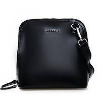 Городская женская сумка из натуральной кожи черная (21*21*10 см) ALEX RAI, 2-01 8803 black