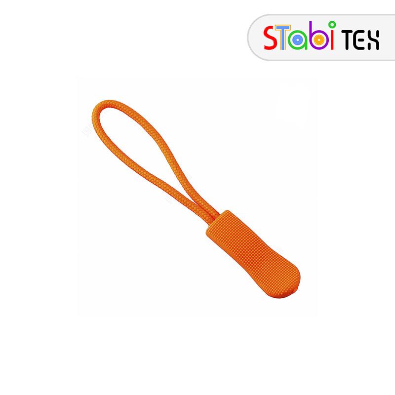 Пуллер шнурок для бегунка ZYD-1167 Оранжевый фосфорный