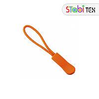 Пуллер шнурок для бегунка ZYD-1167 Оранжевый фосфорный, фото 1