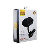 FM-трансмітер RIAS M18 Bluetooth (2_008307)