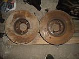 Б/У тормозной диск ауди а6 с4, фото 3