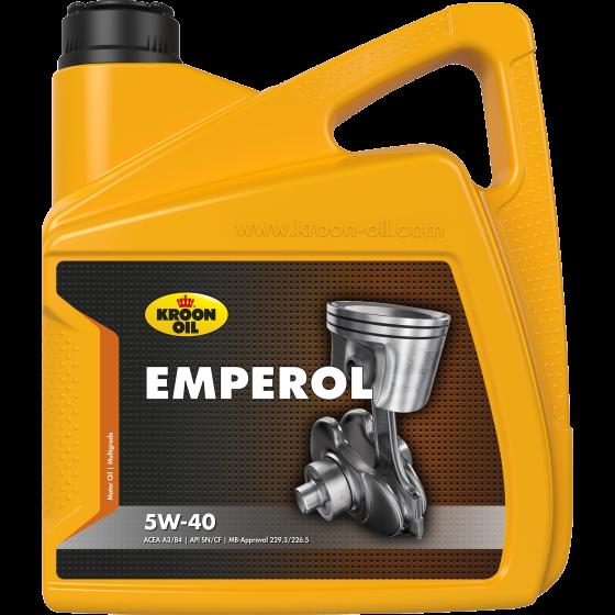 Kroon Oil Emperol 5W-40 4л