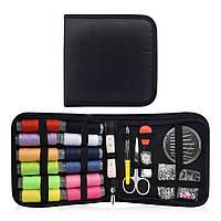 Портативный Швейный набор для шитья дорожный,универсальный Прикладные материалы и принадлежности для шитья