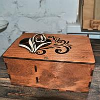 Коробка для чашки с чаем