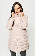 Женская деми куртка Пэрис, в расцветках, р.42-48, фото 3