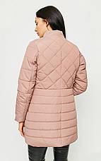 Женская деми куртка Пэрис, в расцветках, р.42-48, фото 2