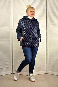 Куртка-жакет с капюшоном - Модель 1828