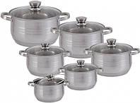 Набор посуды Edenberg EB-4037 (12 предметов), фото 1