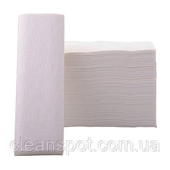 Полотенца бумажные узкопанельные ZZ TAD белые 1шар 300k Eco Point