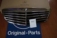 Решётка радиатора дистроник Mercedes S W221 W 221 рестайлинг новая оригинал 2009-13
