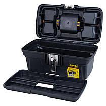 Ящик для инструмента (металлические замки) 334×187×147мм Sigma (7403651), фото 3
