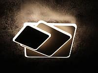 Світильник стельовий LED (7х25х40 див.) Чорний, коричневий або білий YR-8663/3F-cf, фото 1