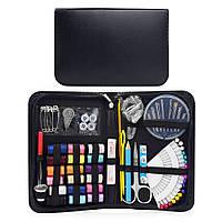 Швейный набор универсальный MEDIUM PRO. Портативный швейный набор. Набор для шитья. Дорожный набор