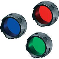 Набор фильтров красный, зеленый и синий Walther Tactical XT