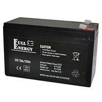 Аккумуляторная батарея АКБ 12В 7А/Ч