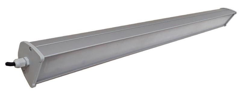 LED светильник магистральный LPV LINE 100W/2850мм IP65 (2000-7000K) прозрачный