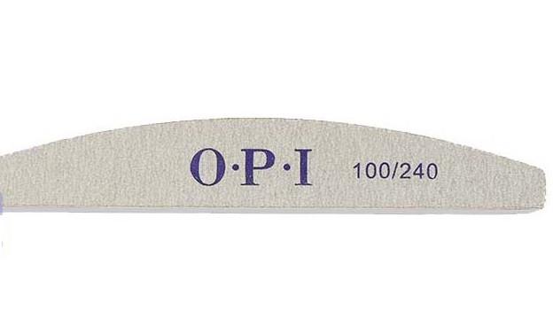 Пилочки для ногтей O.P.I 100/240 грит