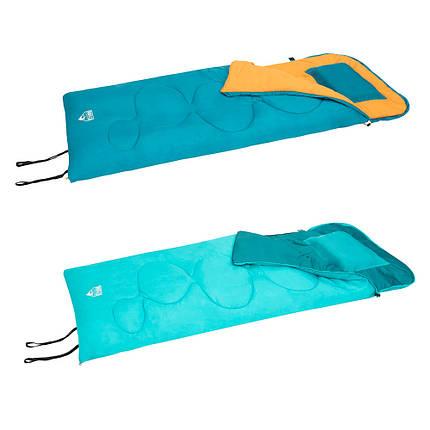 Спальный мешок Bestway 205x90 cm Evade 5, фото 2