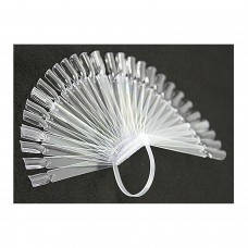 Планшет для образцов 32шт (веер прозрачный)