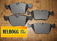 Колодки тормозные задние (комплект) 1,5 MG 550, Morris Garages, МГ МЖ 550 Моріс Морис Гараж