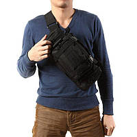 Тактическая поясная сумка На пояс плечо рюкзак Molle