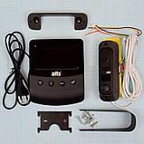 Комплект видеодомофона ATIS AD-430 Kit box Черный, фото 4
