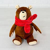 М'яка іграшка Kidsqo ведмідь Джой 20см коричневий (626), фото 1