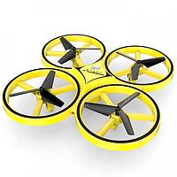 Квадрокоптер ручной дрон с сенсорным управлением жестами Drone Tracker, фото 1
