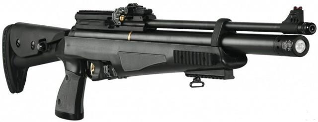 Пневматическая винтовка Hatsan AT44-10 Tactical
