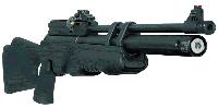 Пневматическая винтовка Hatsan AT44-10 с насосом