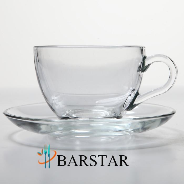 Набір чайний Basic 215 мл (Pasabahce) 97948