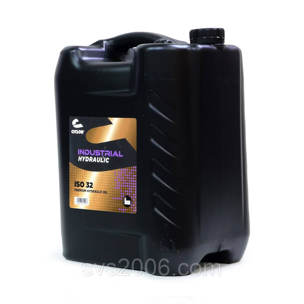 CYCLON Масло индустриальное HYDRAULIC ISO 32 20л