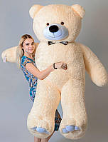 Плюшевий ведмедик Mister Medved Бежевий 2 метри, фото 1