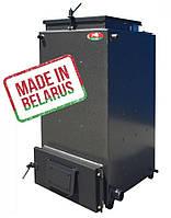 Шахтный котел Холмова Zubr 12 кВт (твердотопливный длительного горения), фото 1