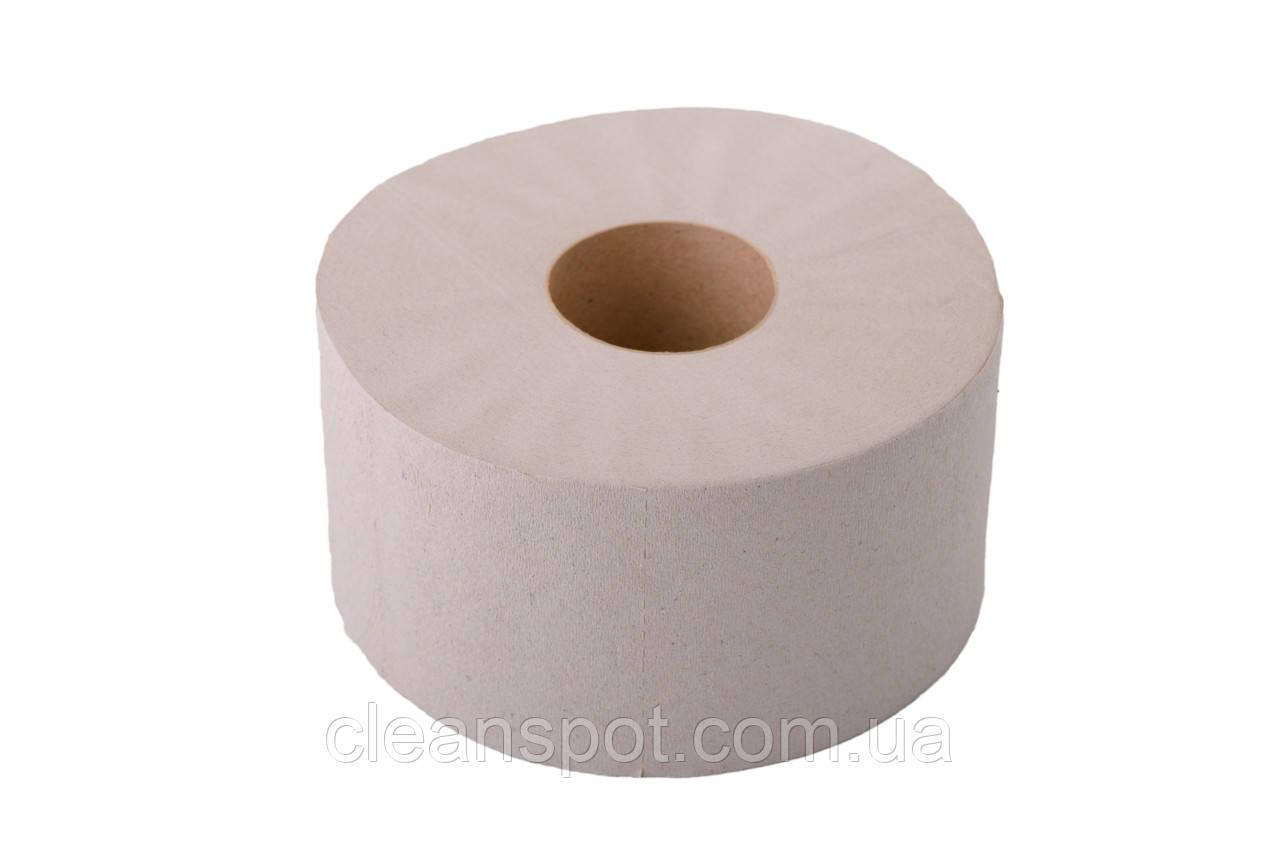 Туалетная бумага макулат джамбо Eco Point Ekonom 100метров 12рул/уп