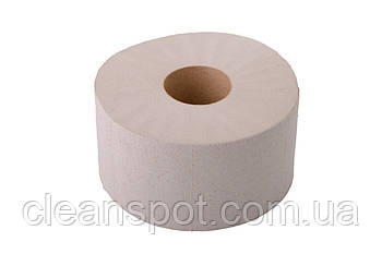 Туалетная бумага серая джамбо Eco Point Ekonom 100м
