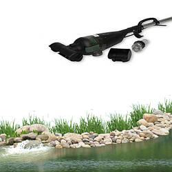 Уход за водой в пруду