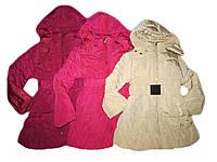 Куртка зимняя для девочек, размеры 4-12 лет, арт. НА 12