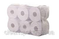 Туалетная бумага макулат джамбо Eco Point Ekonom 100метров 12рул/уп, фото 2