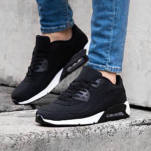 Мужские кроссовки в стиле Nike Air Max 90 обувь мужская демисезонная Размеры 44