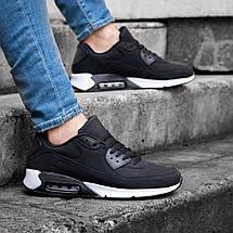 Мужские кроссовки в стиле Nike Air Max 90 обувь мужская демисезонная Размеры ( 44,45), фото 2