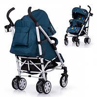 Детская прогулочная коляска Carrello Aviation Blue
