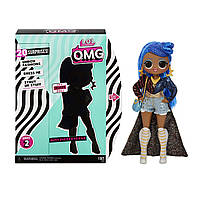 Кукла LOL SURPRISE Miss Independent серия OMG Fashion Doll S2 Модная фэшн кукла Леди Независимость ЛОЛ Сюрприз