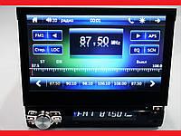 "1din Магнитола Pioneer 7500 7""сенсорный Экран + USB + Bluetooth, фото 1"