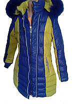 Пальто зимнее на 9-12 лет, фото 3