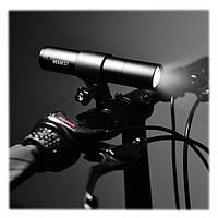 Фонарь (велосипедный фонарь) Xiaomi BEEBEST Zoom Flashlight Black (FZ101)
