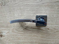 Дверная ручка Kedr R 06.149 SN/CP никель