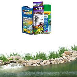 Препарати для контролю води, лікування, добрива