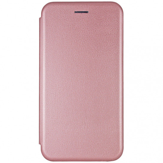 Чехол Book Cover Classy Samsung Galaxy A10 (A105F) (Rose Gold)